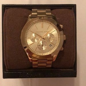 Michael Kors large watch